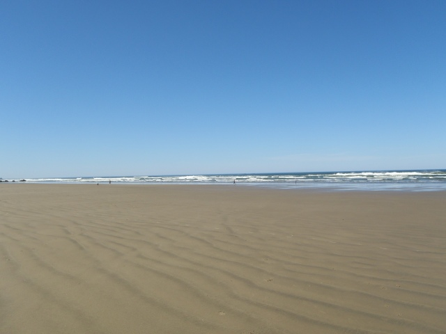 Cannon Beach - beauty in a picture; and an incredibly gorgeous day